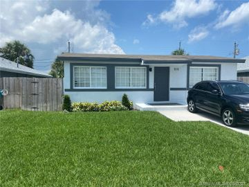 515 NW 11th Ave, Boynton Beach, FL, 33435,