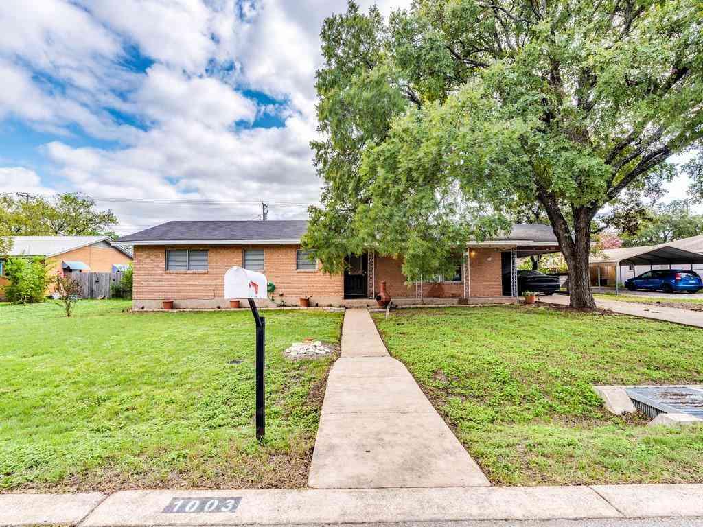 1003 Tanglewood ST, Round Rock, TX, 78681,