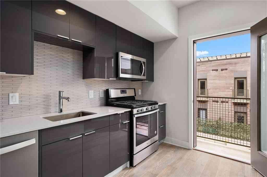 Sunny Living Room, 1800 E 4th ST #323, Austin, TX, 78702,