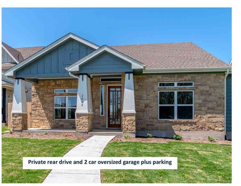 1024 Railroad Ave, Georgetown, TX, 78626,