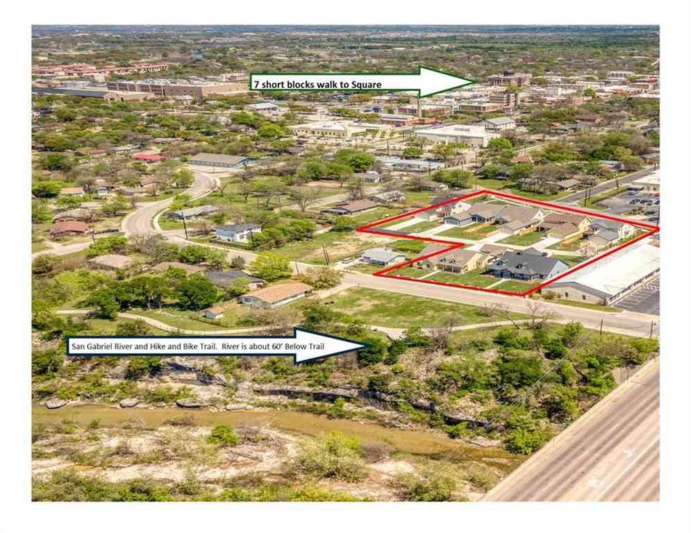 1020 Railroad Ave, Georgetown, TX, 78626,