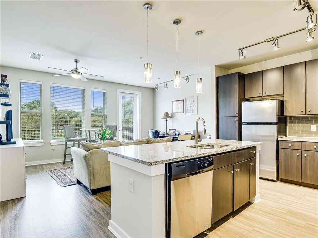 Kitchen, 1900 Barton Springs RD #5006, Austin, TX, 78704,