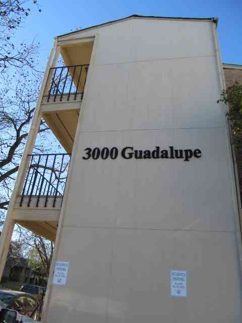 3000 Guadalupe ST #303, Austin, TX, 78705,