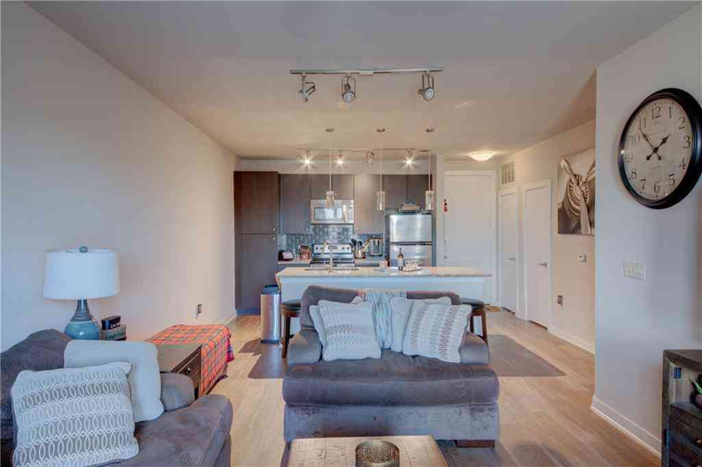 Sunny Living Room, 1900 Barton Springs RD #3030, Austin, TX, 78704,
