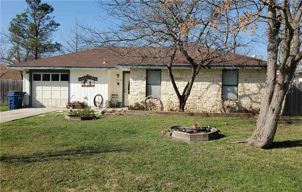 106 Hunters PT, Florence, TX, 76527,