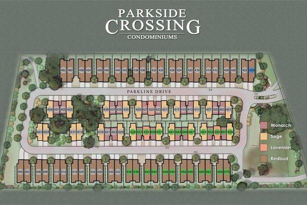 425 Parkline DR #3C