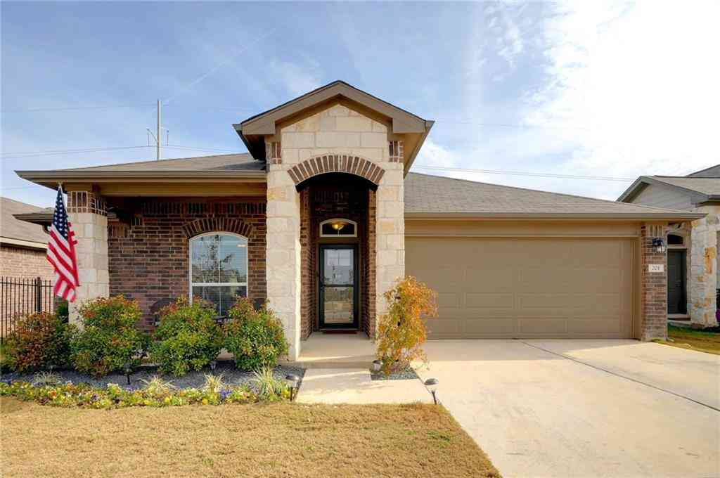 201 Rusk Bluff Ave, Leander, TX, 78641,