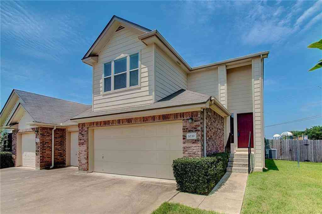 1039 Janae CT, Georgetown, TX, 78626,