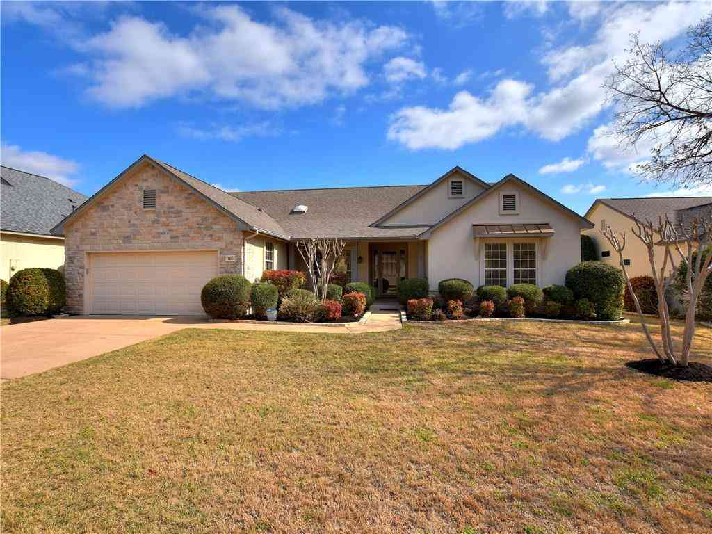 128 Enchanted DR, Georgetown, TX, 78633,