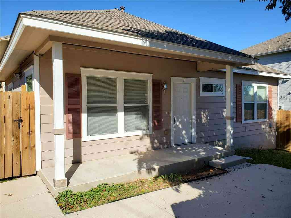1812 Ulit Ave #B, Austin, TX, 78702,