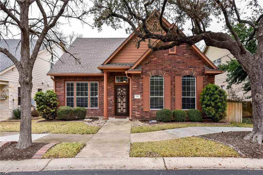 219 Village Park DR, Georgetown, TX, 78633,