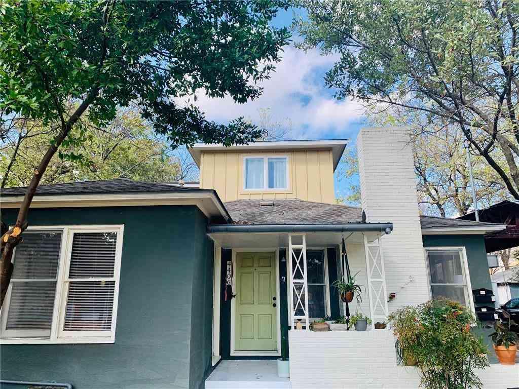 4406 Bennett Ave, Austin, TX, 78751,
