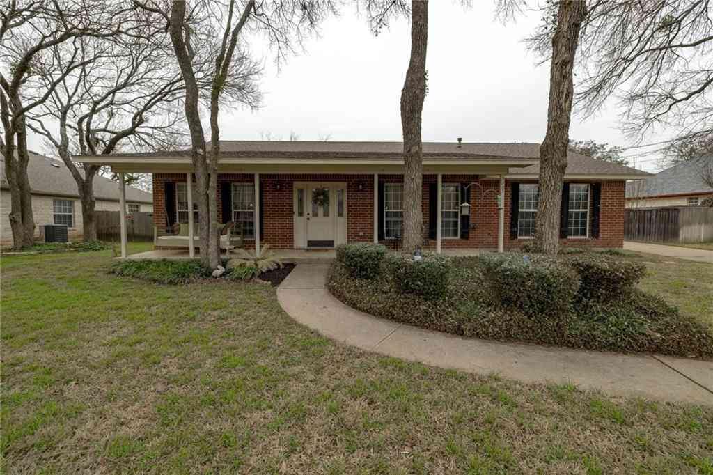 3307 Northwest BLVD, Georgetown, TX, 78628,