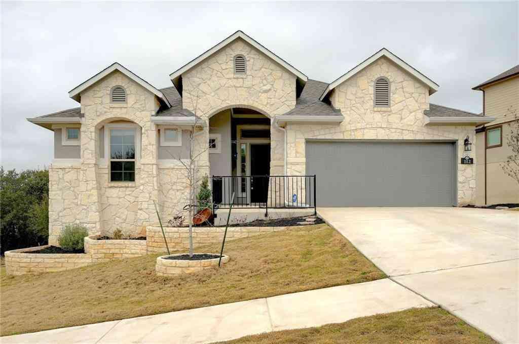 112 Woodway BND, Georgetown, TX, 78628,
