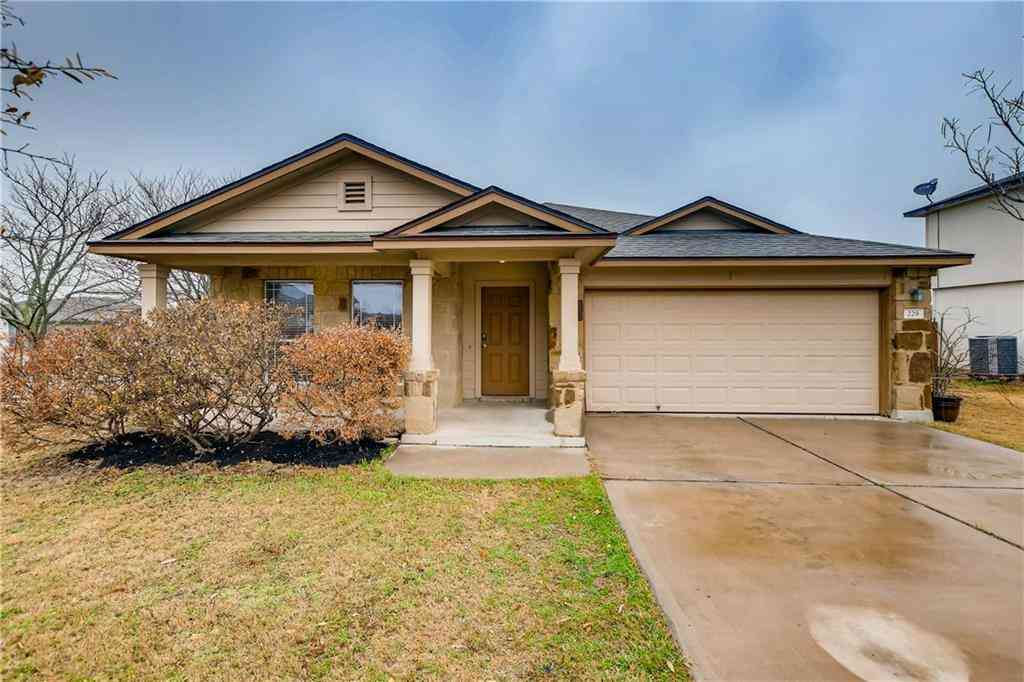 229 Killian LOOP, Hutto, TX, 78634,