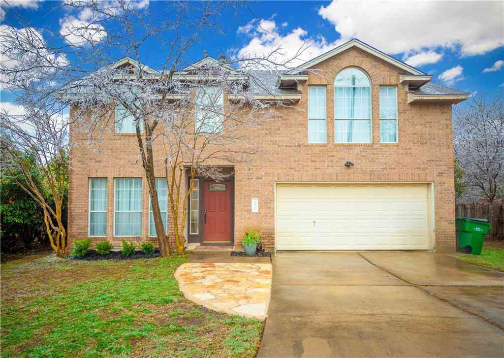 300 Country Aire DR, Round Rock, TX, 78664,