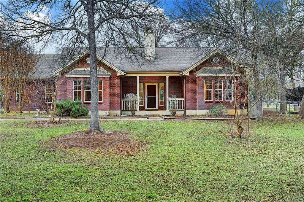 2000 Indian Springs RD, Georgetown, TX, 78633,