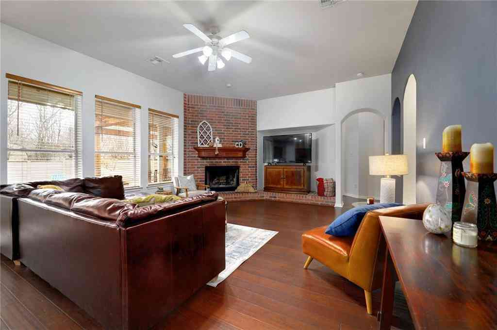 Sunny Living Room, 2301 Aaron Ross WAY, Round Rock, TX, 78665,