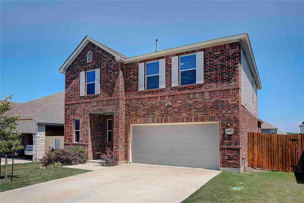 445 Sheepshank DR, Georgetown, TX, 78633,