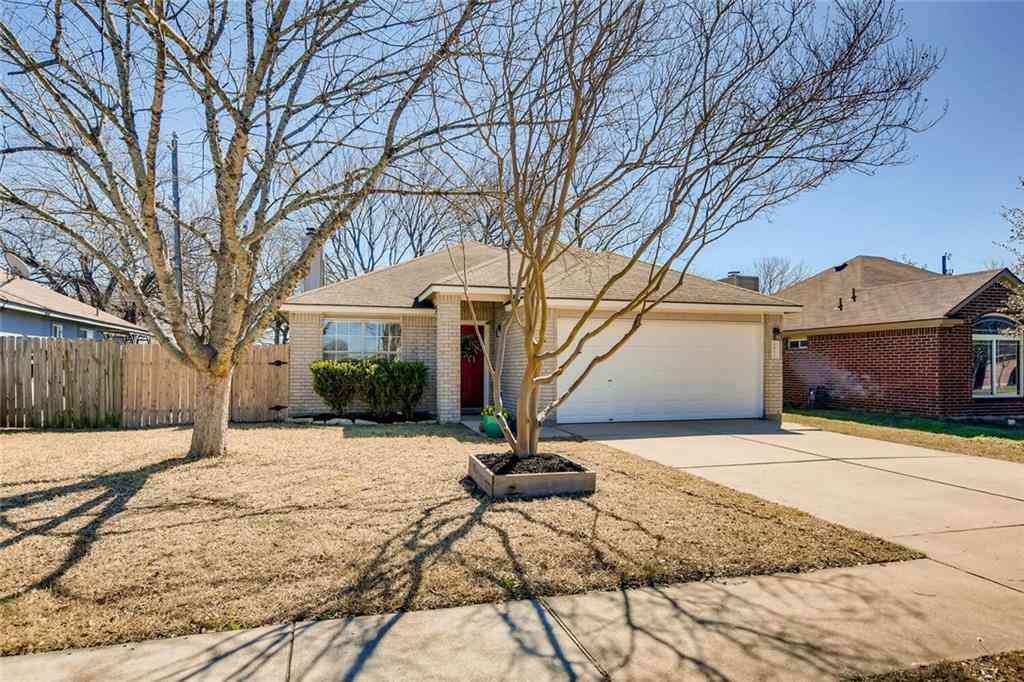 1613 Breezy CT, Round Rock, TX, 78664,