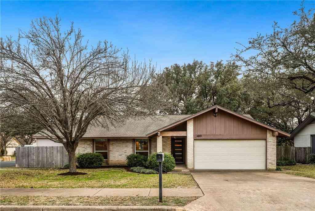 4801 Sage Hen DR, Austin, TX, 78727,