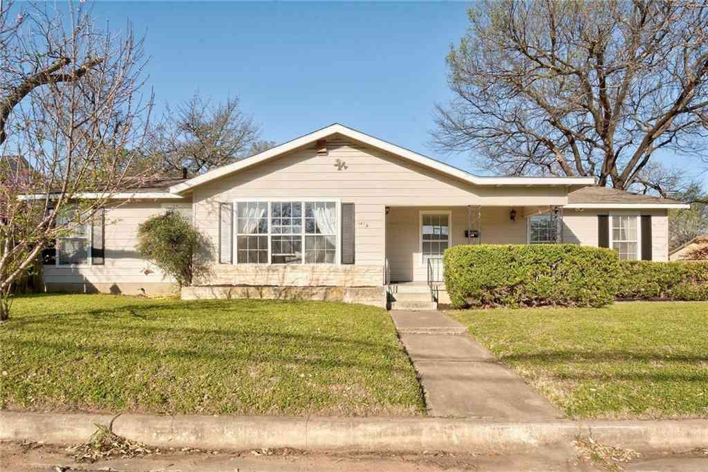 1414 McKinley Ave, Austin, TX, 78702,