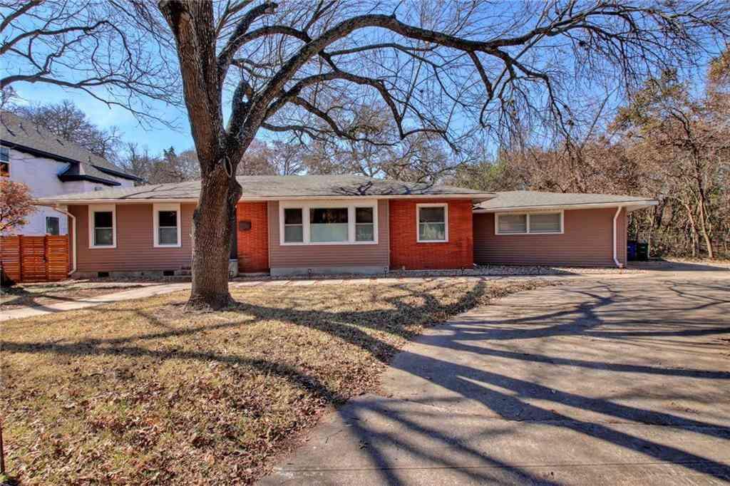 1403 Crestwood RD, Austin, TX, 78722,