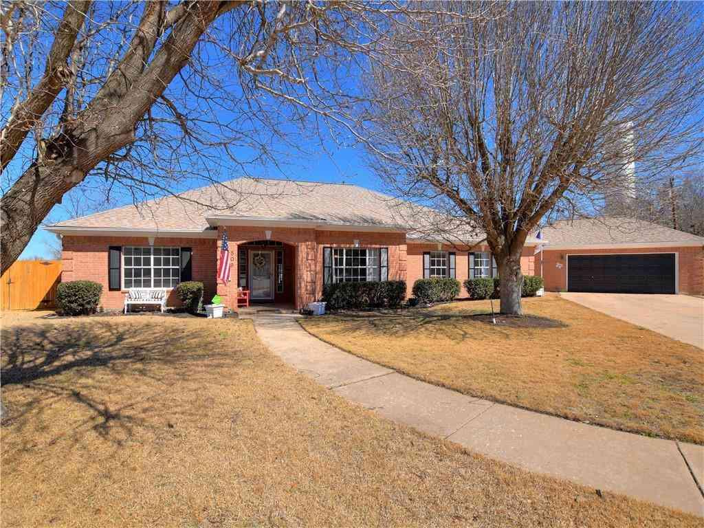 509 Preakness PL, Georgetown, TX, 78626,