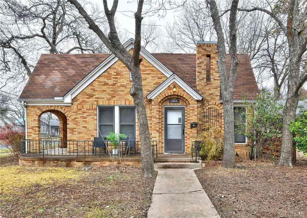 3800 Avenue H, Austin, TX, 78751,