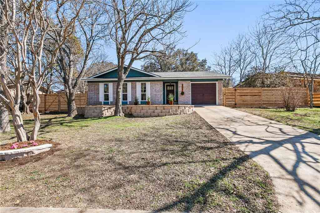 205 Scenic DR, Georgetown, TX, 78626,
