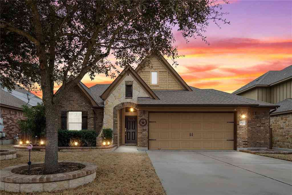 2612 Santa Barbara LOOP, Round Rock, TX, 78665,