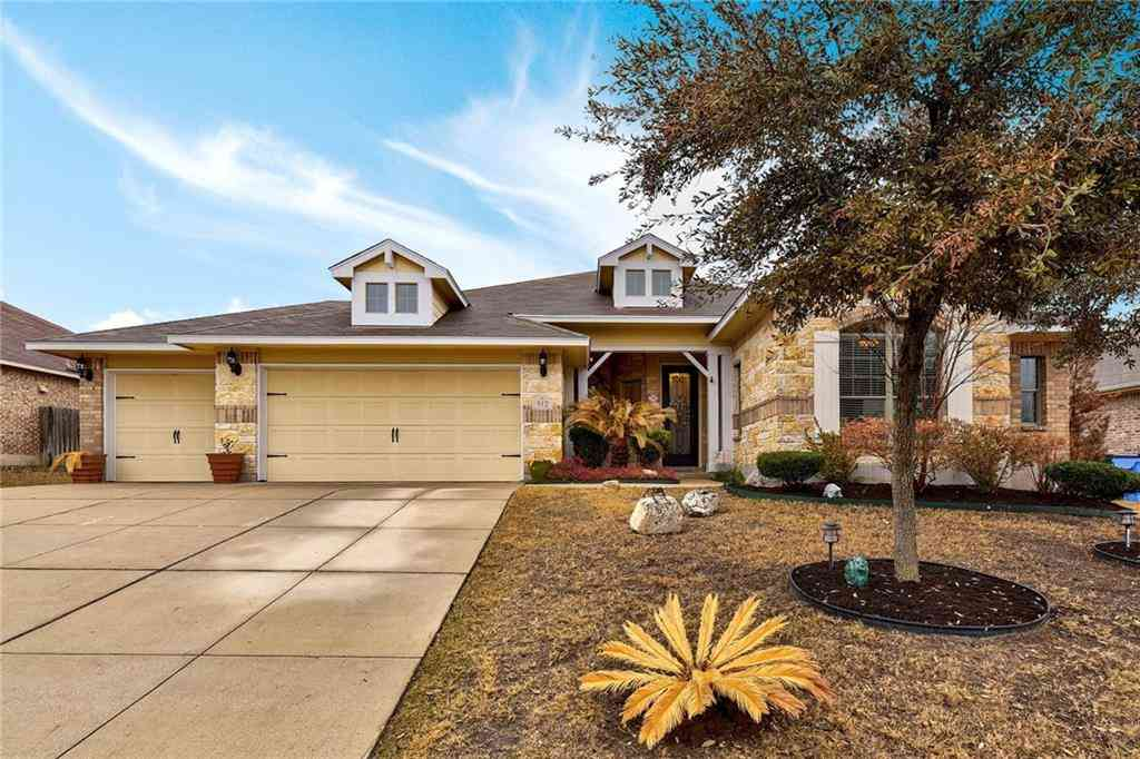 512 Brown Juniper WAY, Round Rock, TX, 78664,