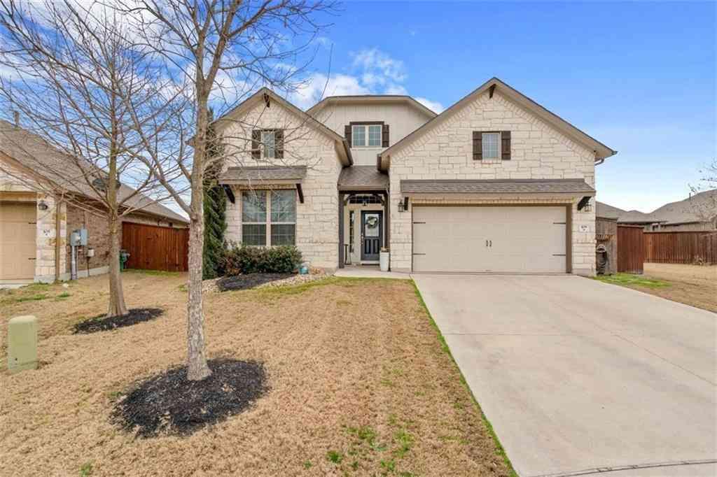 109 Barlow CV, Liberty Hill, TX, 78642,