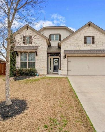 109 Barlow CV Liberty Hill, TX, 78642