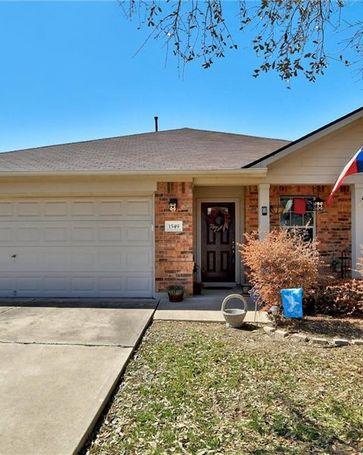 1549 Amberwood LOOP Kyle, TX, 78640