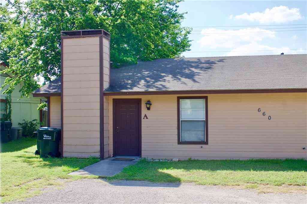 660 Mill ST #A & B, San Marcos, TX, 78666,
