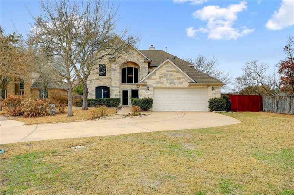 2001 Singing HLS, Leander, TX, 78641,