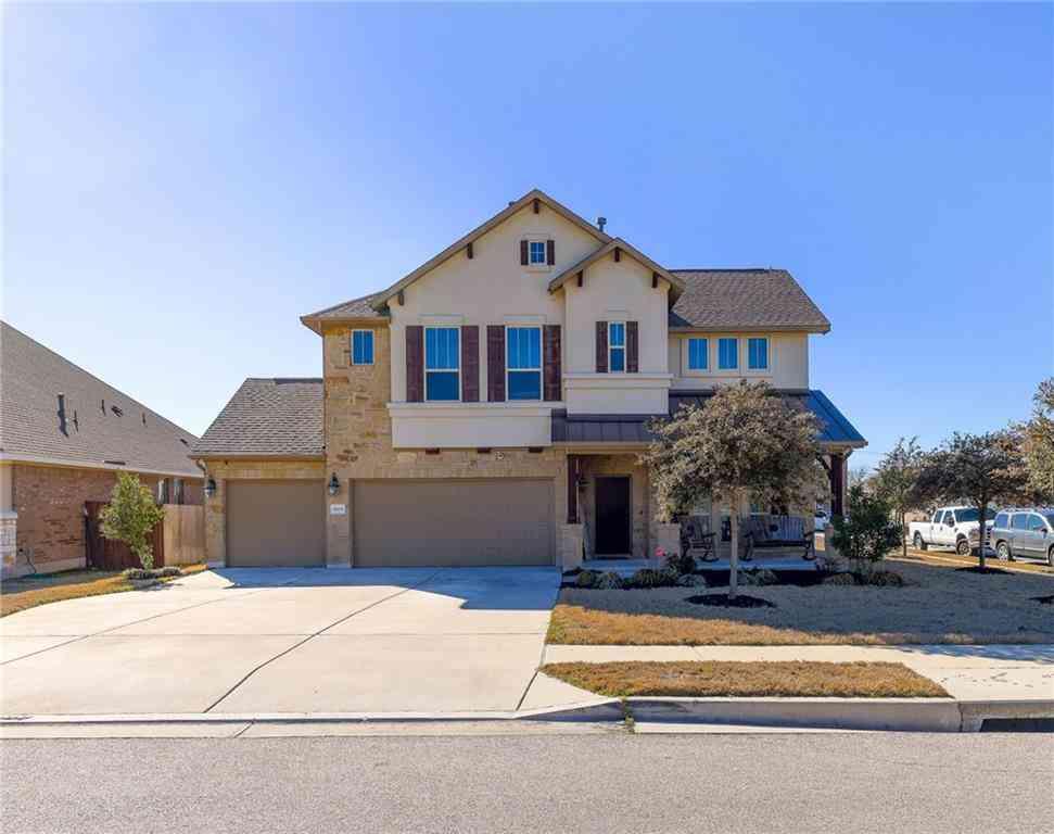5805 Mantalcino DR, Round Rock, TX, 78665,