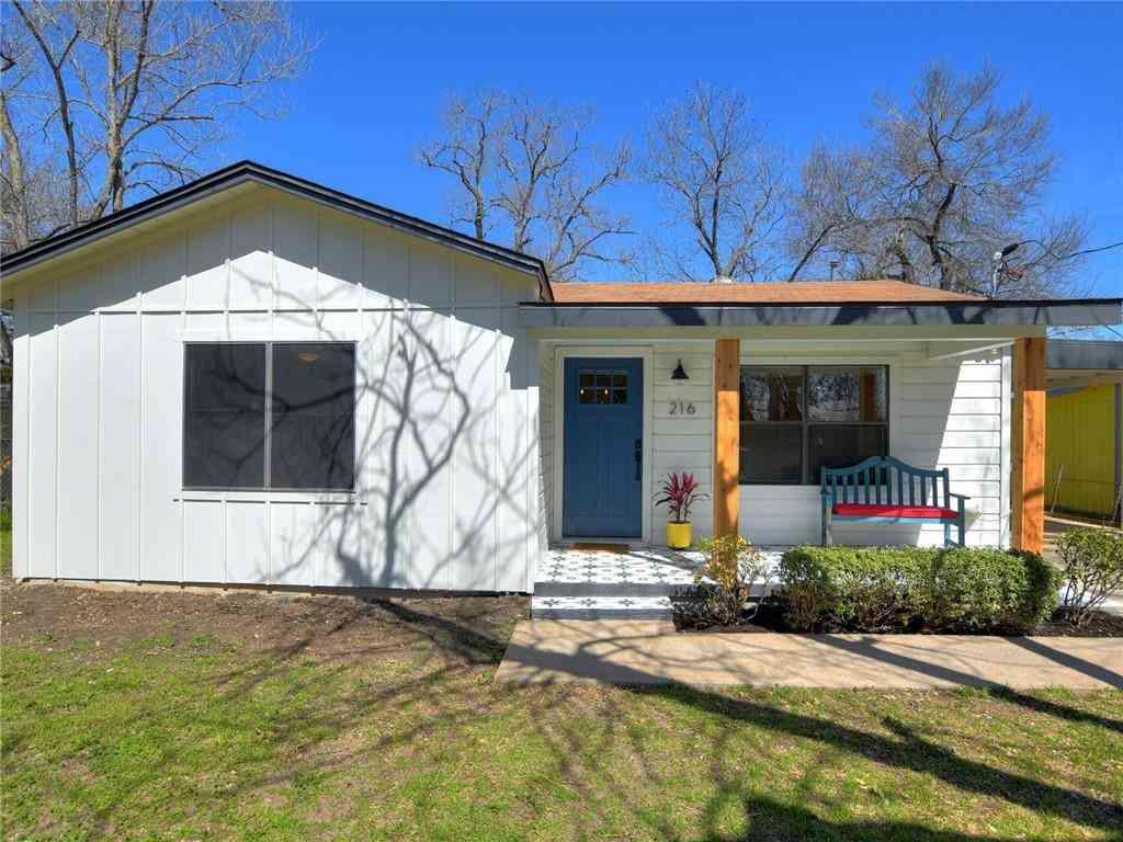 216 Ellis ST, San Marcos, TX, 78666,