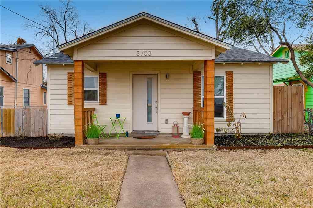 3703 Thompson ST, Austin, TX, 78702,