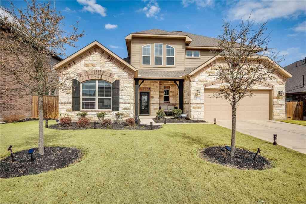 3912 Crispin Hall LN, Pflugerville, TX, 78660,