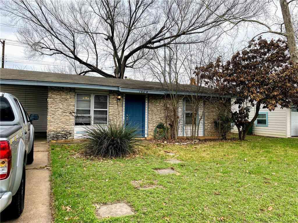 1604 Fair Oaks DR, Austin, TX, 78745,