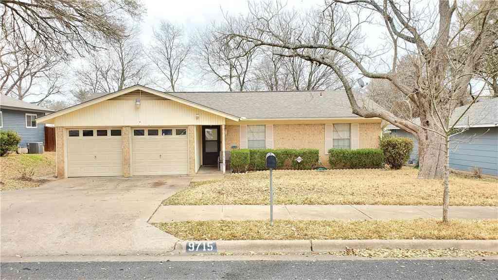 9715 Hansford DR, Austin, TX, 78753,