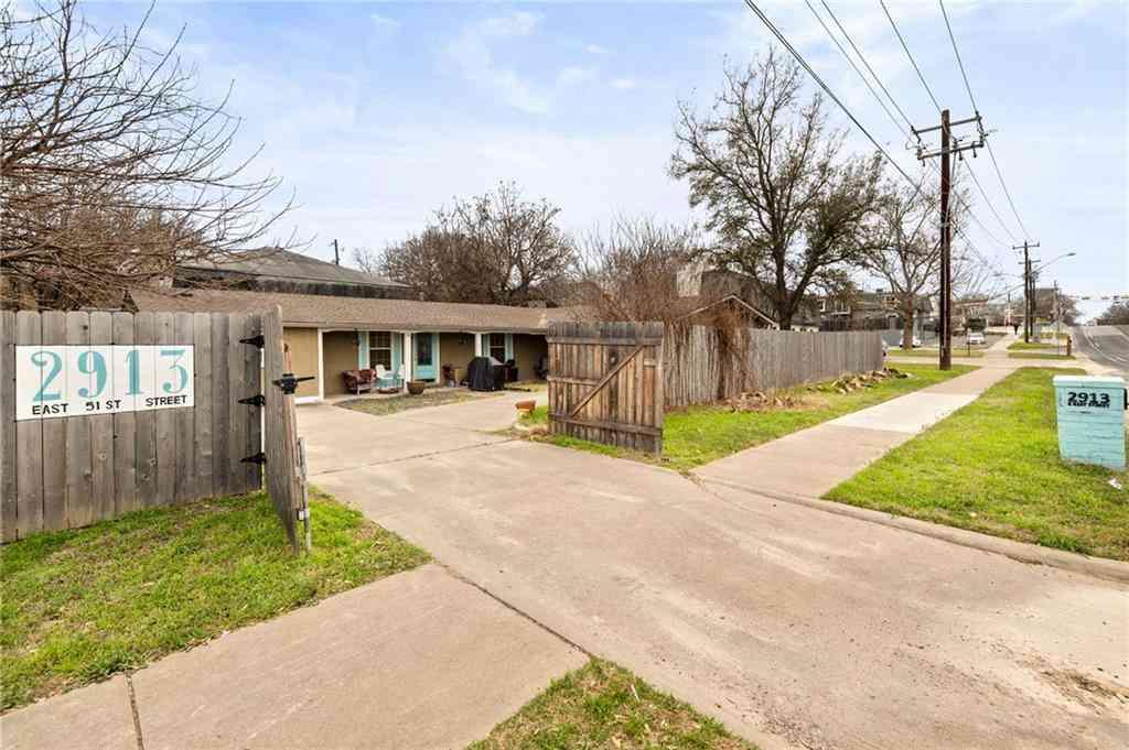 2913 E 51st ST, Austin, TX, 78723,
