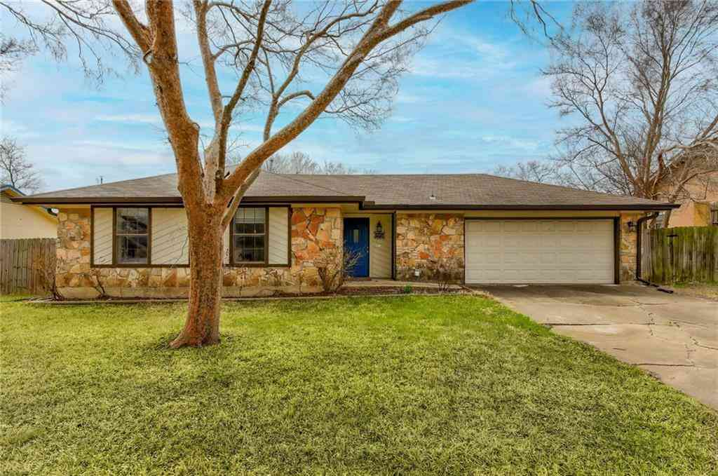 607 Garden Path DR, Round Rock, TX, 78664,