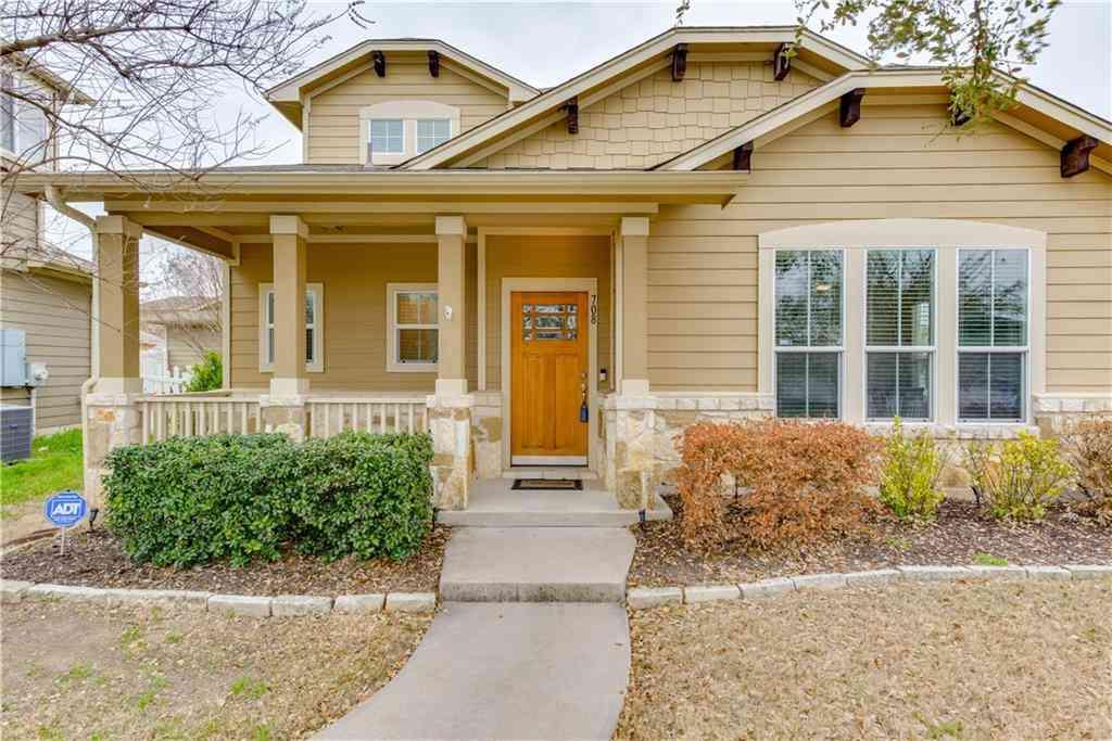 708 Gabriel Mills DR, Round Rock, TX, 78664,