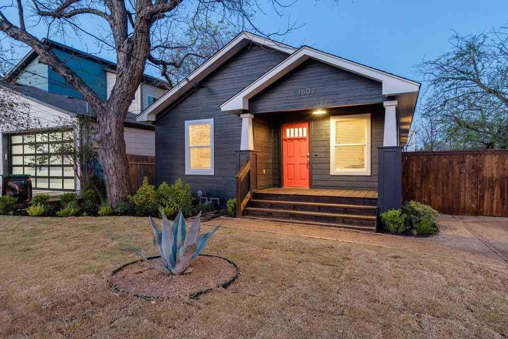 1607 Walnut Ave, Austin, TX, 78702,