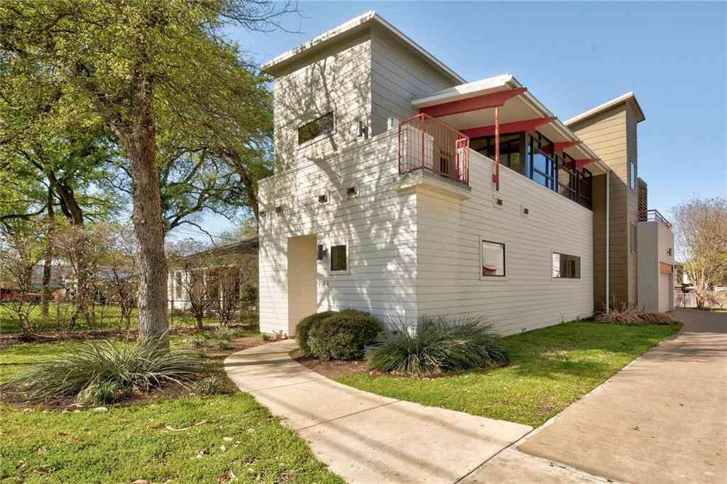 1708 Harvey ST #A, Austin, TX, 78702,