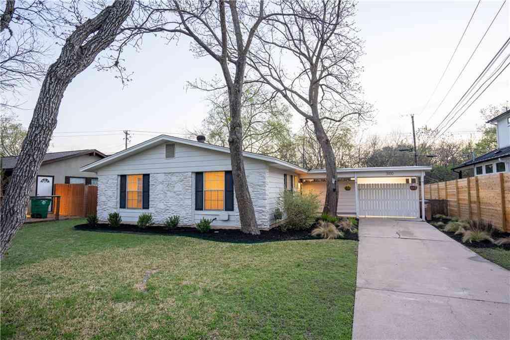 3100 Birdwood CIR, Austin, TX, 78704,