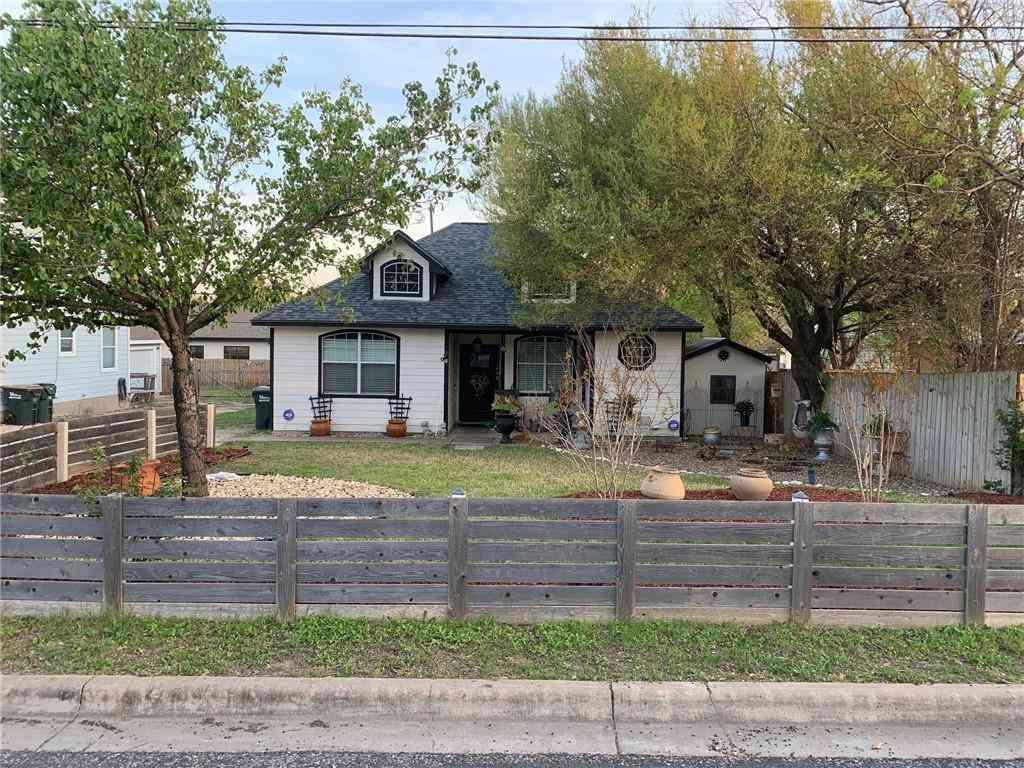 1406 E 19th ST, Georgetown, TX, 78626,